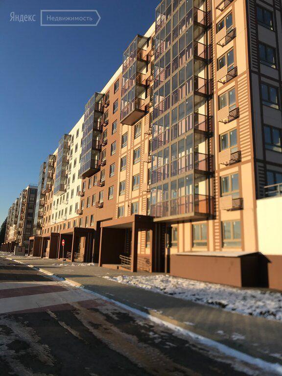 Продажа однокомнатной квартиры деревня Елино, цена 3600000 рублей, 2021 год объявление №554790 на megabaz.ru