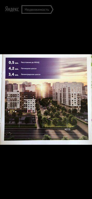 Продажа двухкомнатной квартиры деревня Путилково, метро Волоколамская, цена 9500000 рублей, 2021 год объявление №584241 на megabaz.ru