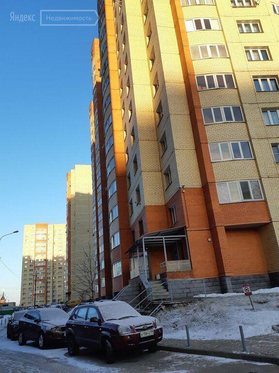 Продажа однокомнатной квартиры Мытищи, метро Медведково, Фабричная улица 13, цена 5100000 рублей, 2021 год объявление №581488 на megabaz.ru