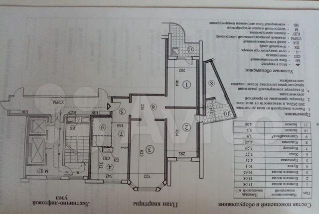 Продажа трёхкомнатной квартиры Москва, метро Люблино, улица Перерва 74, цена 13500000 рублей, 2021 год объявление №553619 на megabaz.ru