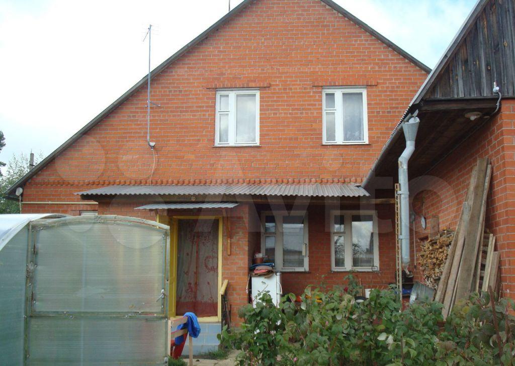 Продажа дома деревня Петровское, цена 9000000 рублей, 2021 год объявление №687985 на megabaz.ru