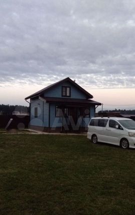 Продажа дома деревня Алёшино, цена 4200000 рублей, 2021 год объявление №553657 на megabaz.ru
