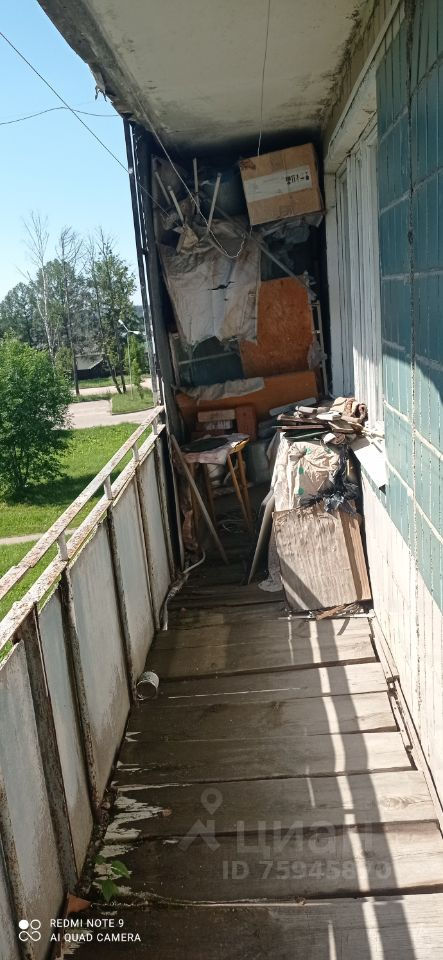 Продажа однокомнатной квартиры поселок Смирновка, цена 2900000 рублей, 2021 год объявление №646253 на megabaz.ru