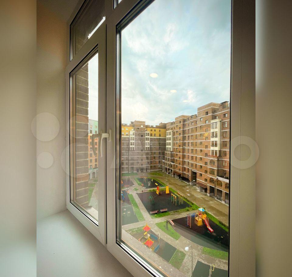 Продажа двухкомнатной квартиры деревня Сабурово, Парковая улица 20, цена 7900000 рублей, 2021 год объявление №636322 на megabaz.ru
