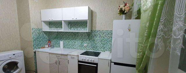 Аренда однокомнатной квартиры деревня Марусино, Заречная улица 33к3, цена 20000 рублей, 2021 год объявление №1336100 на megabaz.ru