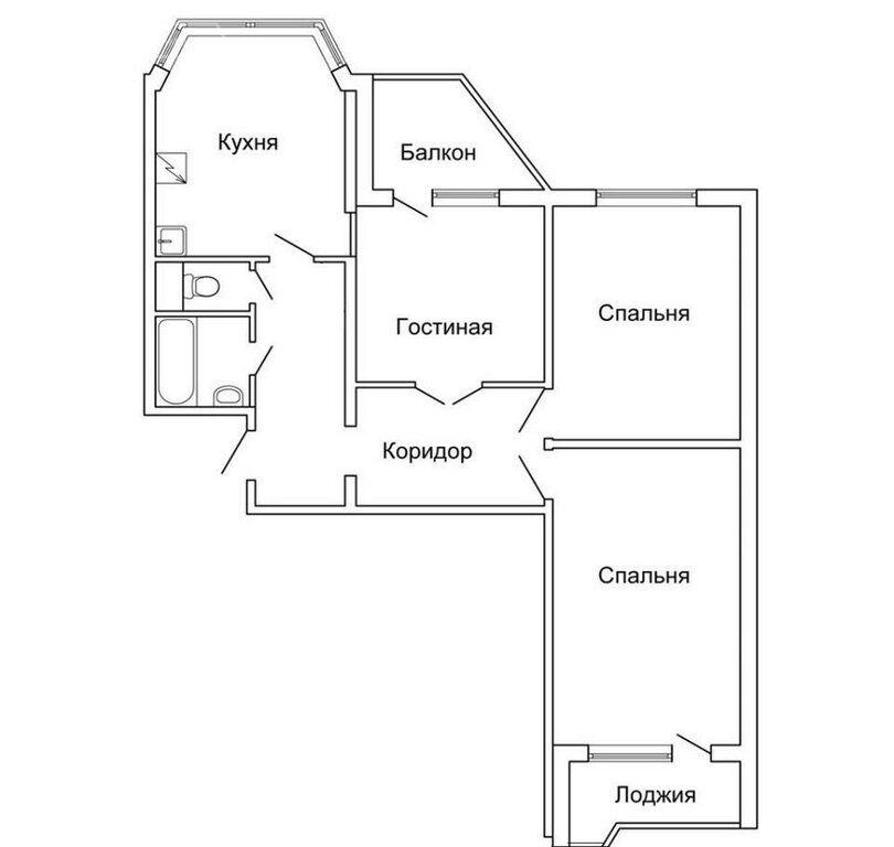 Продажа трёхкомнатной квартиры Москва, метро Авиамоторная, шоссе Энтузиастов 11Ак1, цена 25000000 рублей, 2021 год объявление №638950 на megabaz.ru