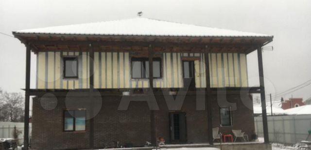 Продажа дома село Тарасовка, Вокзальный тупик 2, цена 12500000 рублей, 2021 год объявление №582518 на megabaz.ru