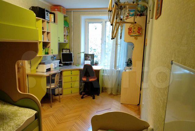 Продажа двухкомнатной квартиры рабочий поселок Новоивановское, улица Мичурина 17, цена 12600000 рублей, 2021 год объявление №572052 на megabaz.ru