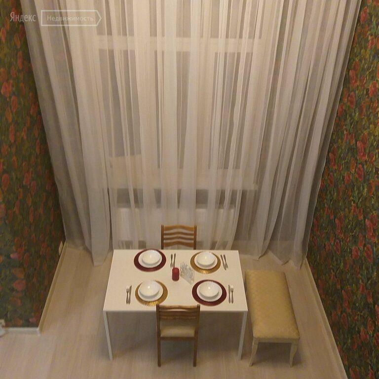 Продажа однокомнатной квартиры рабочий посёлок Нахабино, Стартовая улица 2, цена 7580000 рублей, 2021 год объявление №554260 на megabaz.ru