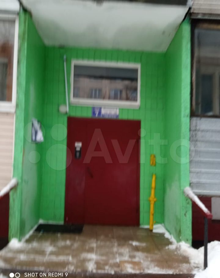 Продажа однокомнатной квартиры деревня Ложки, Центральная улица 7, цена 2500000 рублей, 2021 год объявление №598051 на megabaz.ru