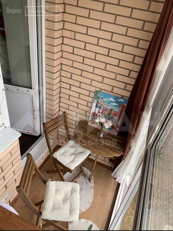 Аренда однокомнатной квартиры деревня Мотяково, цена 18000 рублей, 2021 год объявление №1306801 на megabaz.ru