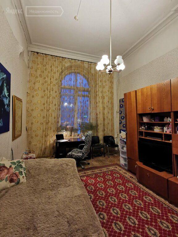 Продажа четырёхкомнатной квартиры Москва, метро Чистые пруды, Чистопрудный бульвар 2, цена 46800000 рублей, 2021 год объявление №590201 на megabaz.ru