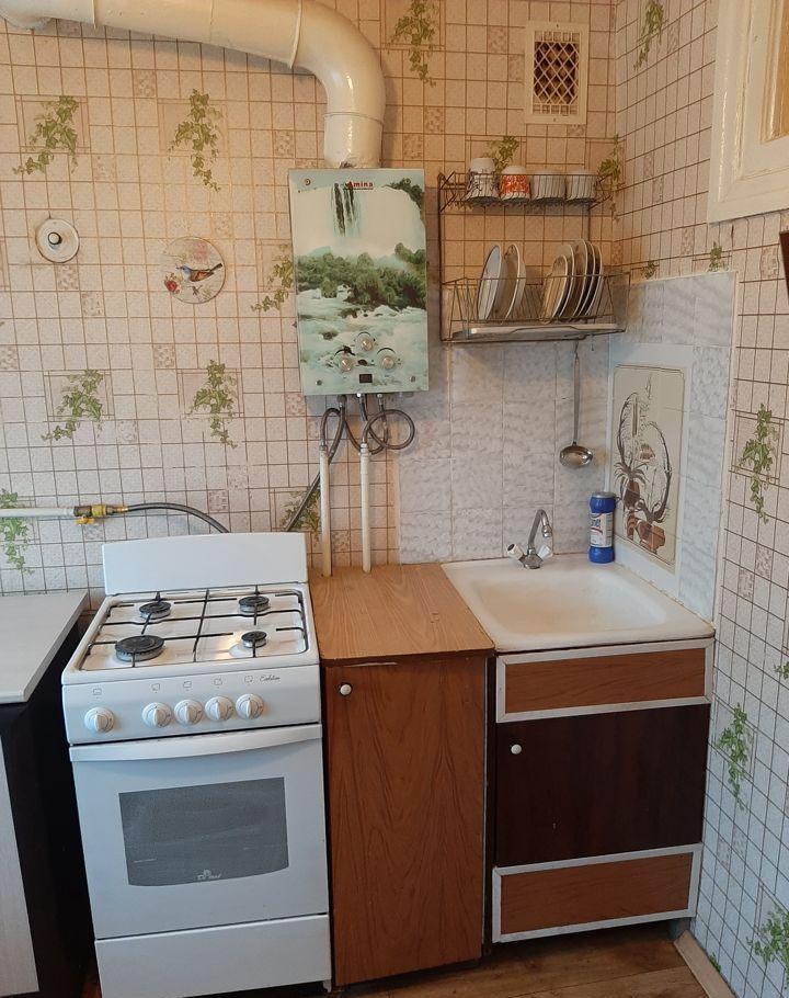 Продажа однокомнатной квартиры Кашира, улица Мира 5, цена 1550000 рублей, 2021 год объявление №566452 на megabaz.ru
