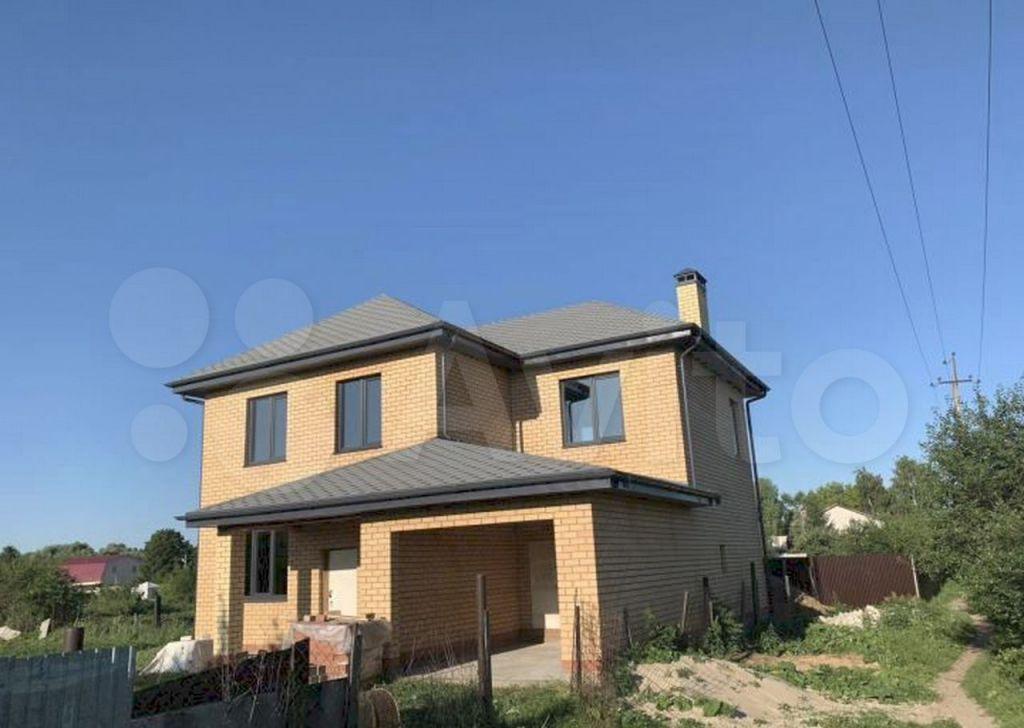 Продажа дома деревня Орлово, Полевая улица, цена 5000000 рублей, 2021 год объявление №680582 на megabaz.ru