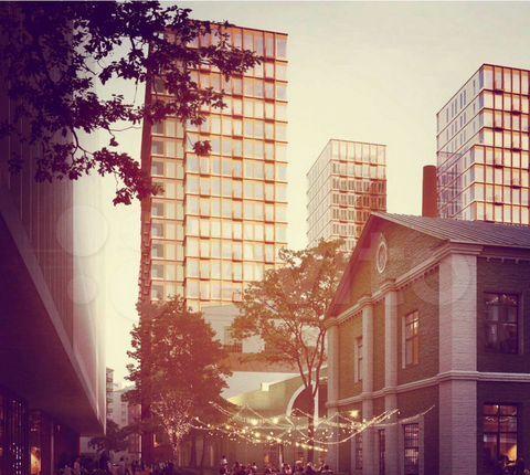 Продажа трёхкомнатной квартиры Москва, метро Улица 1905 года, цена 107976330 рублей, 2021 год объявление №582297 на megabaz.ru
