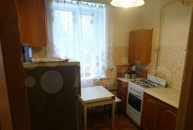 Продажа двухкомнатной квартиры Орехово-Зуево, улица Осипенко 51, цена 1580000 рублей, 2021 год объявление №554974 на megabaz.ru