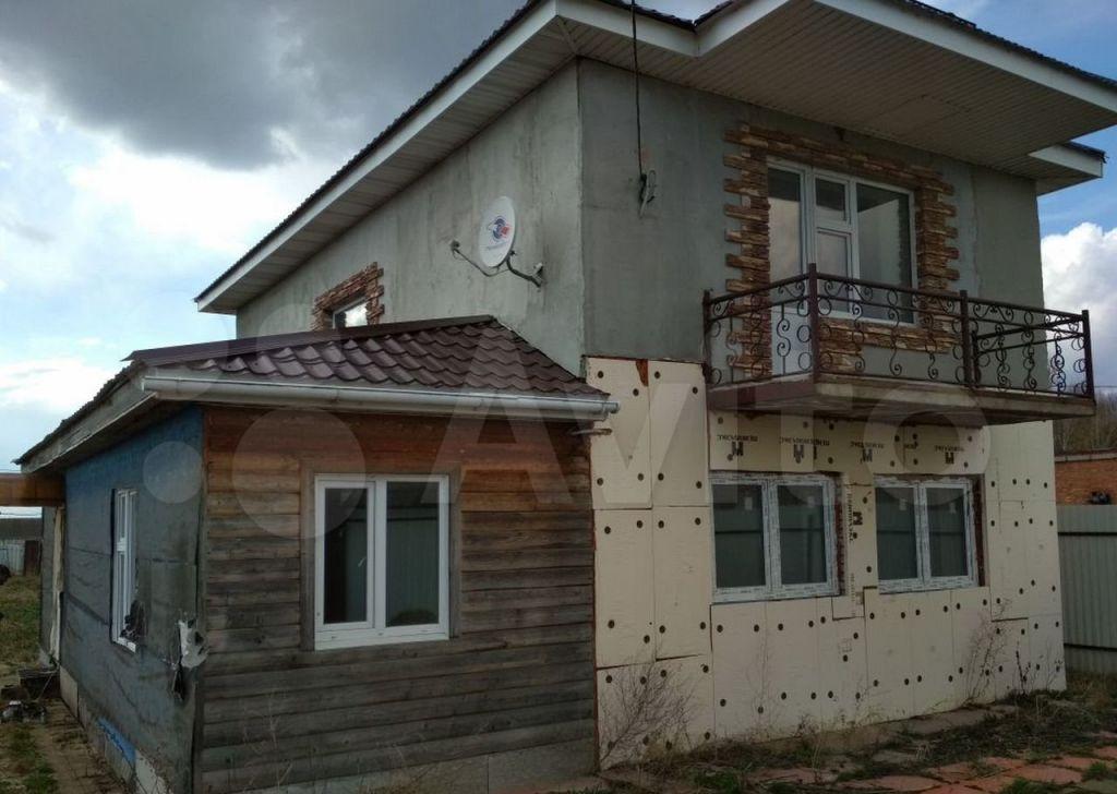 Продажа дома деревня Кашино, Нижняя улица 67, цена 2700000 рублей, 2021 год объявление №614135 на megabaz.ru