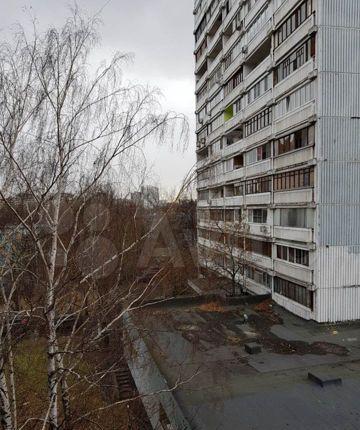 Продажа однокомнатной квартиры Москва, метро Первомайская, Челябинская улица 2, цена 7800000 рублей, 2021 год объявление №557554 на megabaz.ru