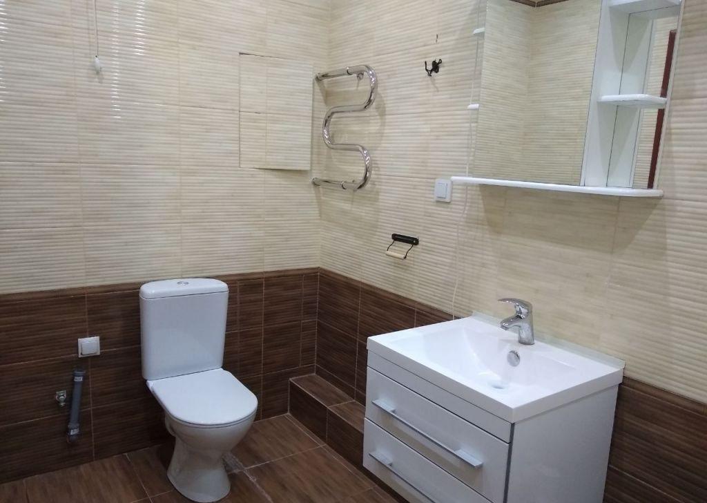 Продажа однокомнатной квартиры поселок Мебельной фабрики, Заречная улица 3, цена 5500000 рублей, 2021 год объявление №567442 на megabaz.ru