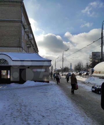 Продажа четырёхкомнатной квартиры Сергиев Посад, проспект Красной Армии 184, цена 5600000 рублей, 2021 год объявление №584933 на megabaz.ru