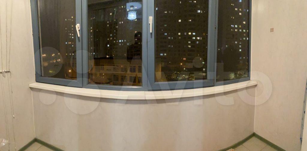 Продажа однокомнатной квартиры Москва, метро Улица Старокачаловская, улица Грина 1к8, цена 11800000 рублей, 2021 год объявление №707401 на megabaz.ru