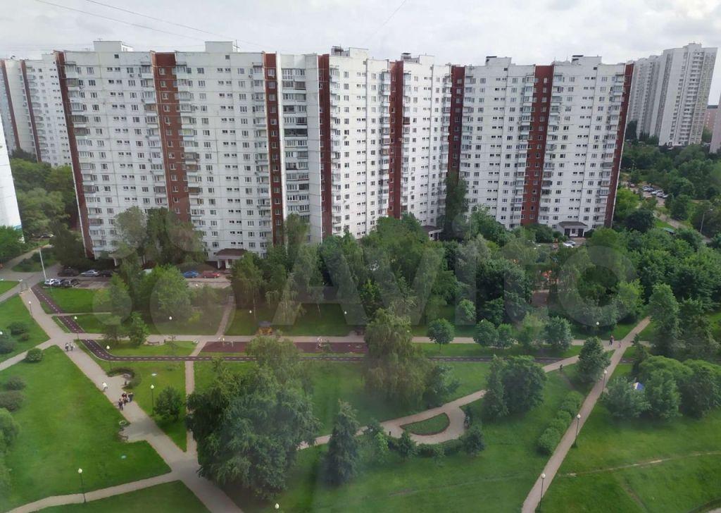 Аренда однокомнатной квартиры Москва, метро Крылатское, Крылатская улица 31к2, цена 40000 рублей, 2021 год объявление №1405441 на megabaz.ru