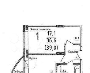 Продажа однокомнатной квартиры поселок Сосновый Бор, улица Объездная Дорога 2, цена 4195000 рублей, 2021 год объявление №546547 на megabaz.ru