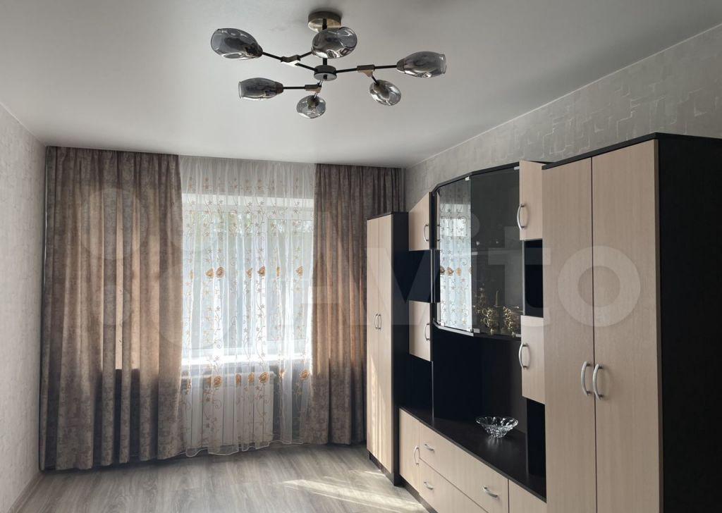 Аренда однокомнатной квартиры Старая Купавна, улица Фрунзе 9, цена 22000 рублей, 2021 год объявление №1467645 на megabaz.ru