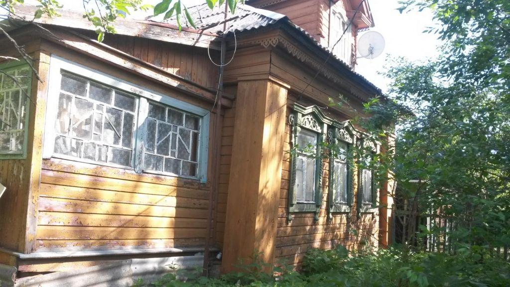 Продажа дома Высоковск, улица Мира 70, цена 1250000 рублей, 2020 год объявление №446135 на megabaz.ru