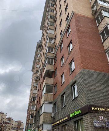 Продажа двухкомнатной квартиры Котельники, Кузьминская улица 17, цена 10950000 рублей, 2021 год объявление №594647 на megabaz.ru