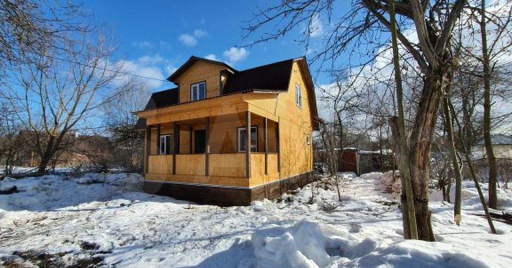 Продажа дома Ногинск, цена 3500000 рублей, 2021 год объявление №586510 на megabaz.ru