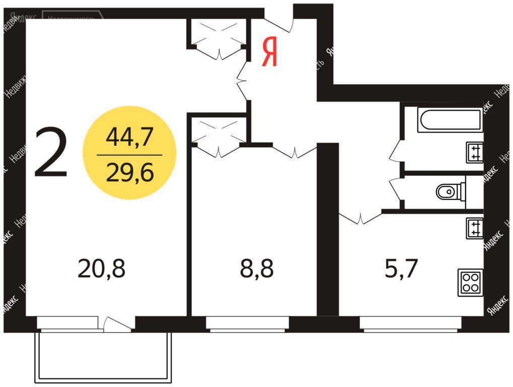 Аренда двухкомнатной квартиры Москва, метро Римская, Нижегородская улица 6, цена 50000 рублей, 2021 год объявление №1308058 на megabaz.ru