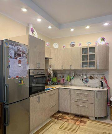 Продажа двухкомнатной квартиры деревня Бородино, Варшавское шоссе 79, цена 5500000 рублей, 2021 год объявление №568807 на megabaz.ru