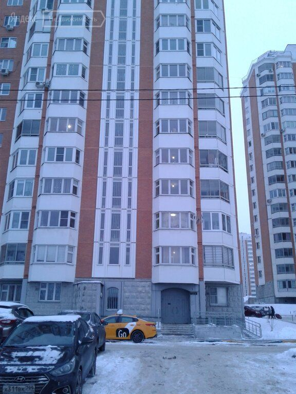 Аренда двухкомнатной квартиры деревня Брёхово, метро Пятницкое шоссе, цена 30000 рублей, 2021 год объявление №1308089 на megabaz.ru