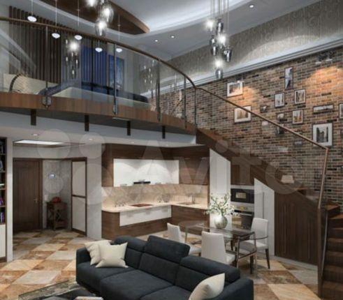 Продажа однокомнатной квартиры поселок Мещерино, цена 4600000 рублей, 2021 год объявление №555365 на megabaz.ru