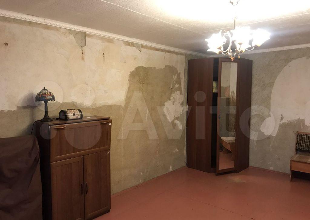 Аренда однокомнатной квартиры Кашира, улица Кржижановского 9к2, цена 6000 рублей, 2021 год объявление №1373649 на megabaz.ru