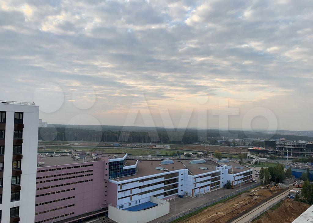 Продажа студии рабочий поселок Новоивановское, бульвар Эйнштейна 1, цена 5150000 рублей, 2021 год объявление №708904 на megabaz.ru