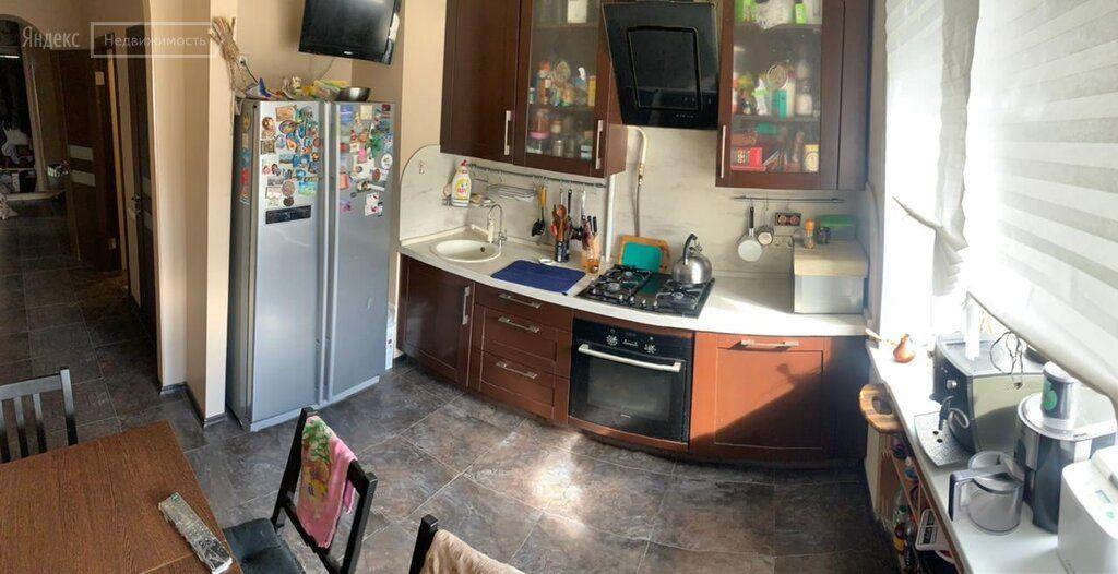 Продажа трёхкомнатной квартиры Москва, метро Дубровка, 1-я Дубровская улица 13, цена 17750000 рублей, 2021 год объявление №555597 на megabaz.ru