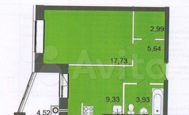 Аренда однокомнатной квартиры деревня Лобаново, Новая улица 18, цена 30000 рублей, 2021 год объявление №1308806 на megabaz.ru