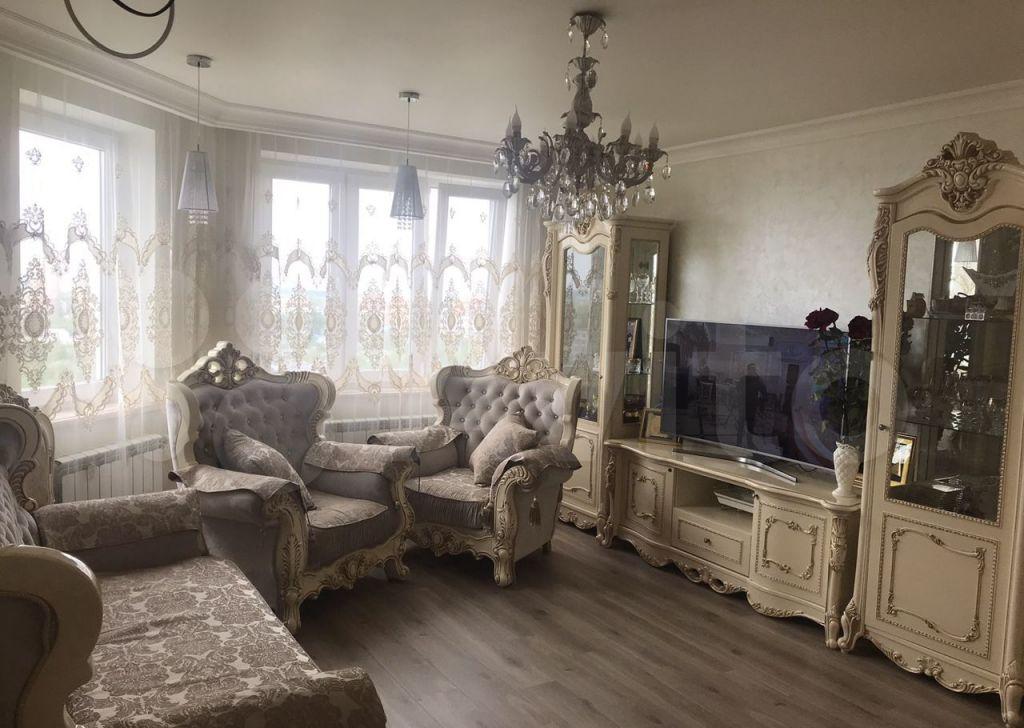 Продажа трёхкомнатной квартиры Солнечногорск, Молодёжная улица 1, цена 11000000 рублей, 2021 год объявление №615345 на megabaz.ru