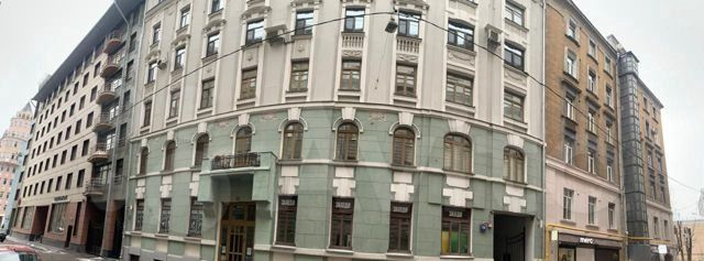 Продажа студии Москва, метро Сретенский бульвар, Уланский переулок 19, цена 88077000 рублей, 2021 год объявление №555288 на megabaz.ru