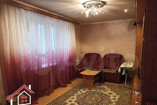 Продажа двухкомнатной квартиры Кашира, улица Победы 1, цена 2850000 рублей, 2021 год объявление №548786 на megabaz.ru