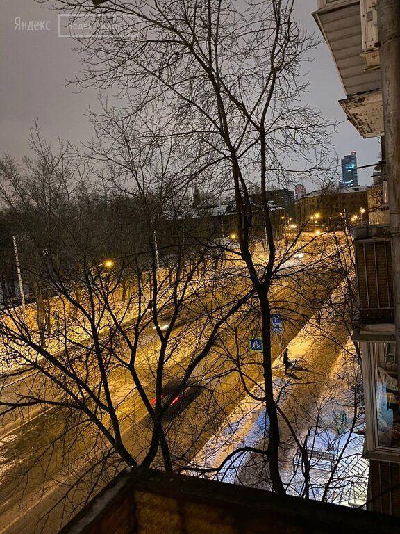 Продажа двухкомнатной квартиры Москва, метро Преображенская площадь, улица Преображенский Вал 14, цена 12499999 рублей, 2021 год объявление №570366 на megabaz.ru