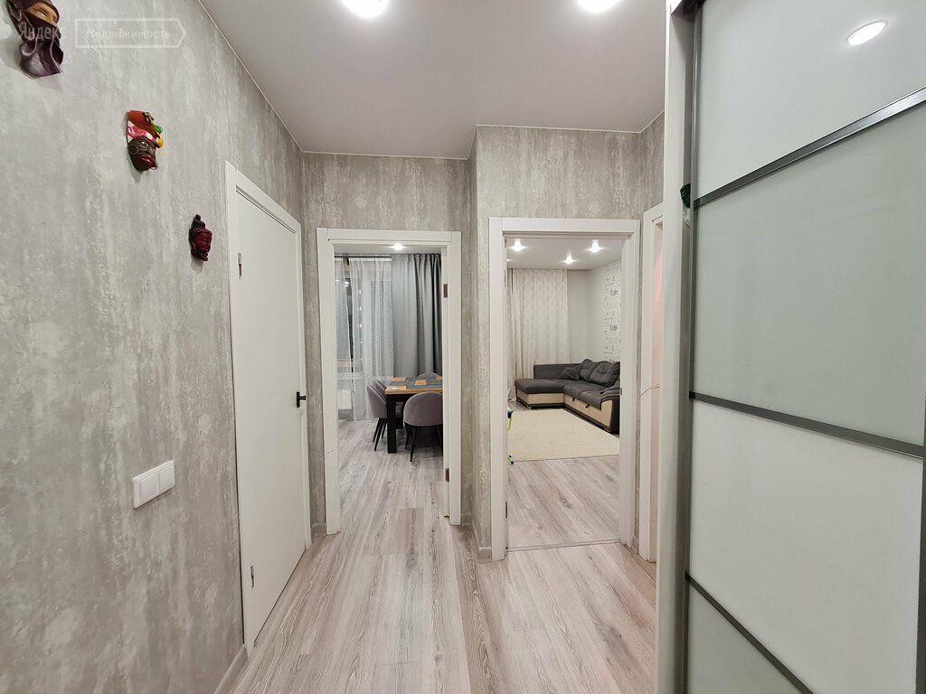 Продажа однокомнатной квартиры Королёв, метро Медведково, Пионерская улица 13к1, цена 6250000 рублей, 2021 год объявление №556038 на megabaz.ru