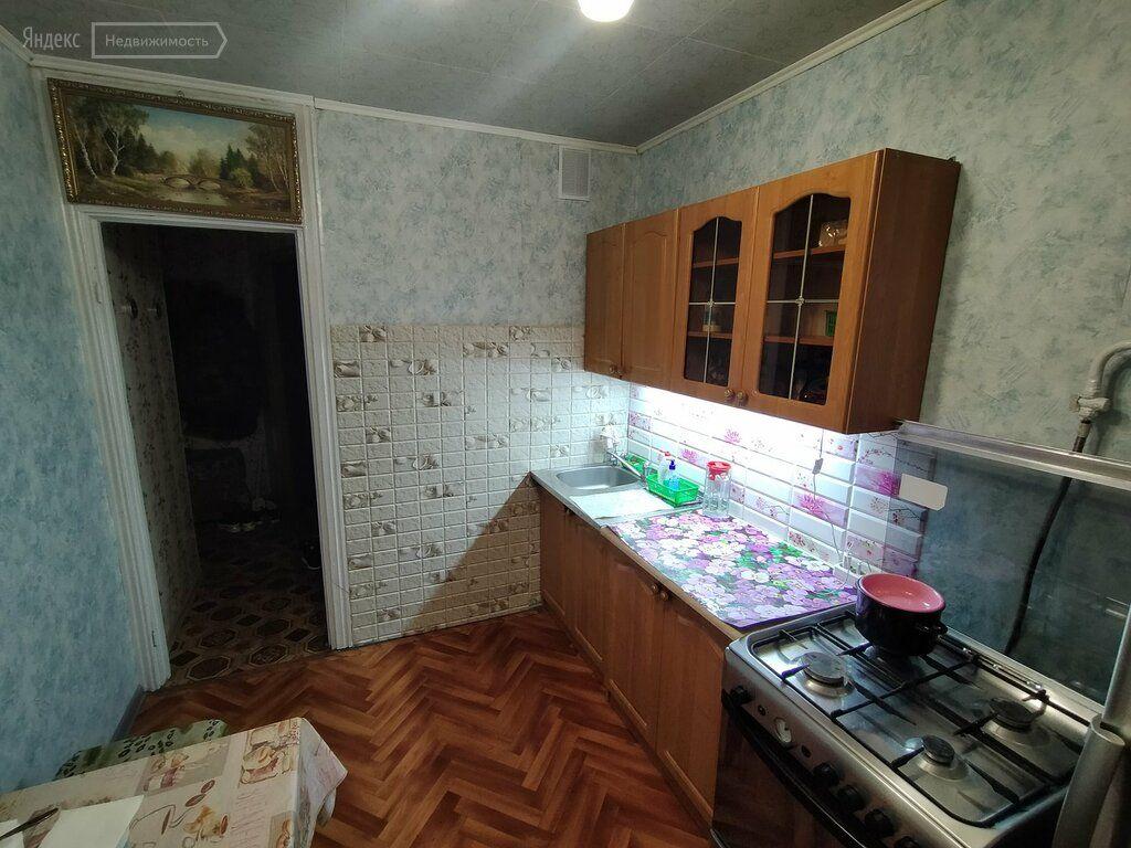 Продажа трёхкомнатной квартиры Кашира, улица Ленина 15к3, цена 3380000 рублей, 2021 год объявление №556085 на megabaz.ru