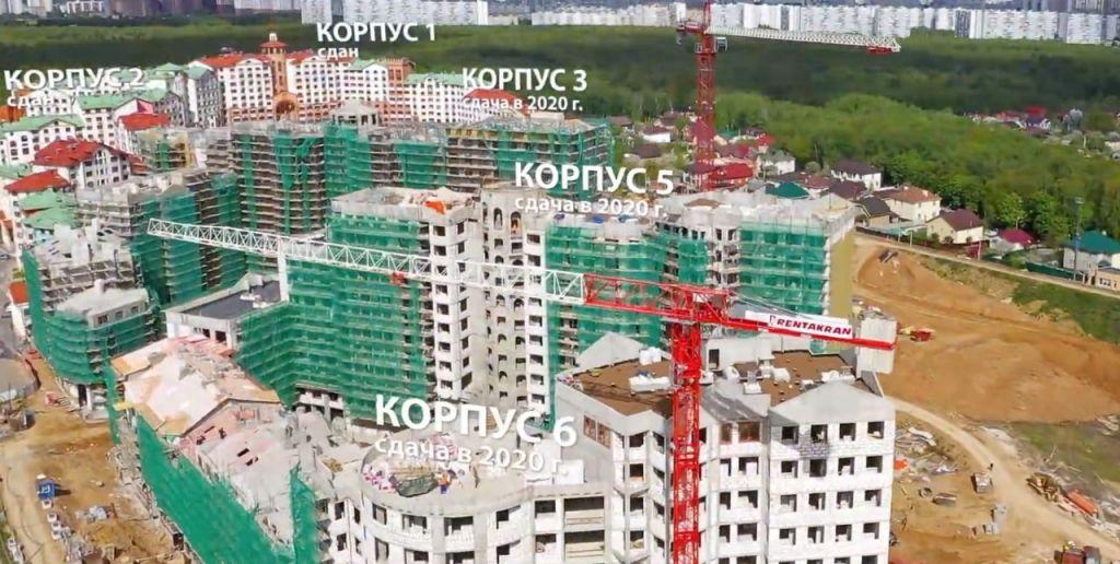 Продажа однокомнатной квартиры поселок Развилка, цена 6500000 рублей, 2021 год объявление №556064 на megabaz.ru