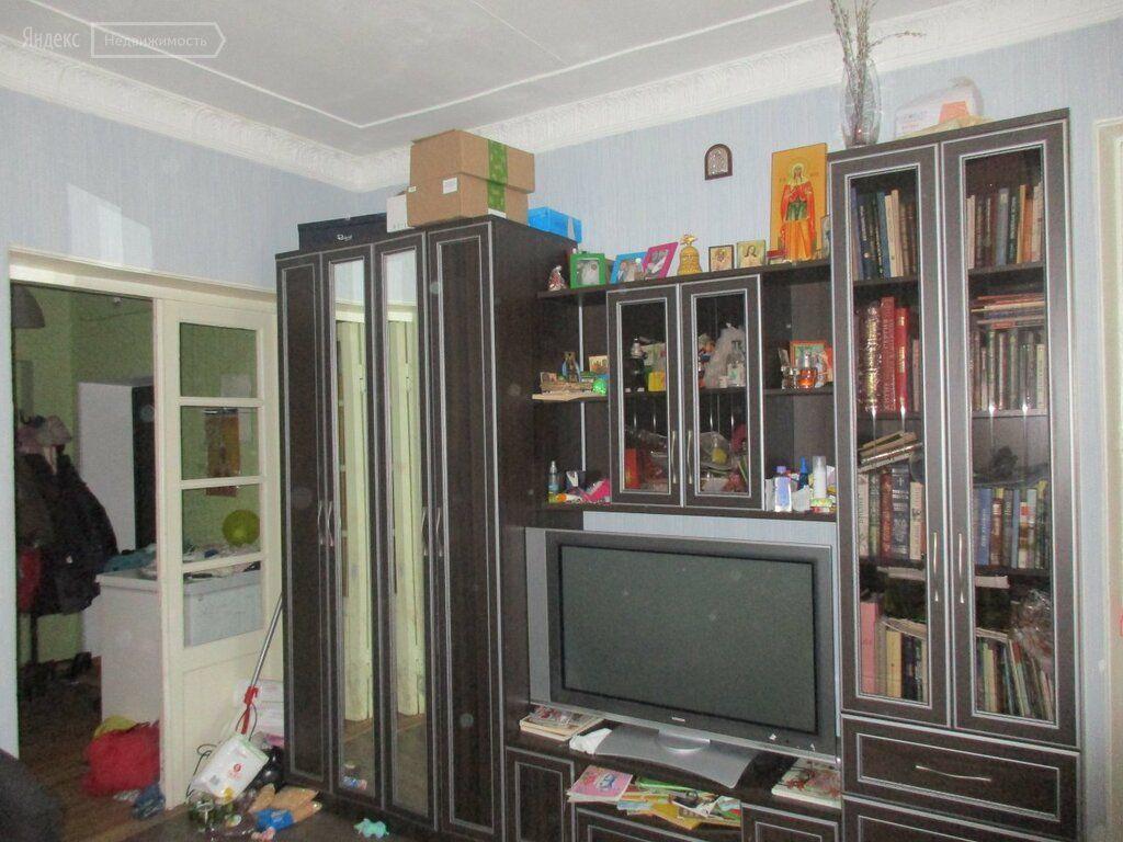 Продажа двухкомнатной квартиры рабочий посёлок Нахабино, Парковая улица 11, цена 7000000 рублей, 2021 год объявление №570234 на megabaz.ru