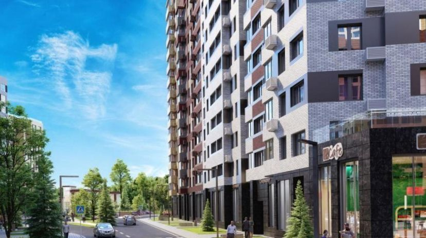 Продажа двухкомнатной квартиры поселок Нагорное, Липкинское шоссе 5К, цена 6880000 рублей, 2021 год объявление №556359 на megabaz.ru