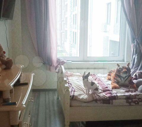 Продажа двухкомнатной квартиры деревня Сапроново, цена 8450000 рублей, 2021 год объявление №576966 на megabaz.ru