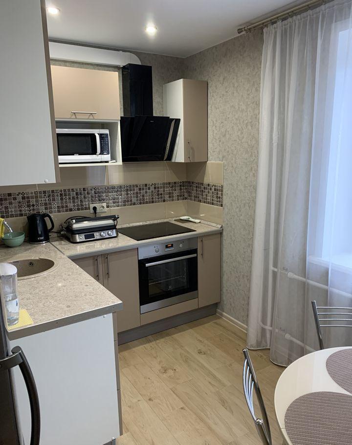 Аренда однокомнатной квартиры Клин, цена 22000 рублей, 2021 год объявление №1328607 на megabaz.ru